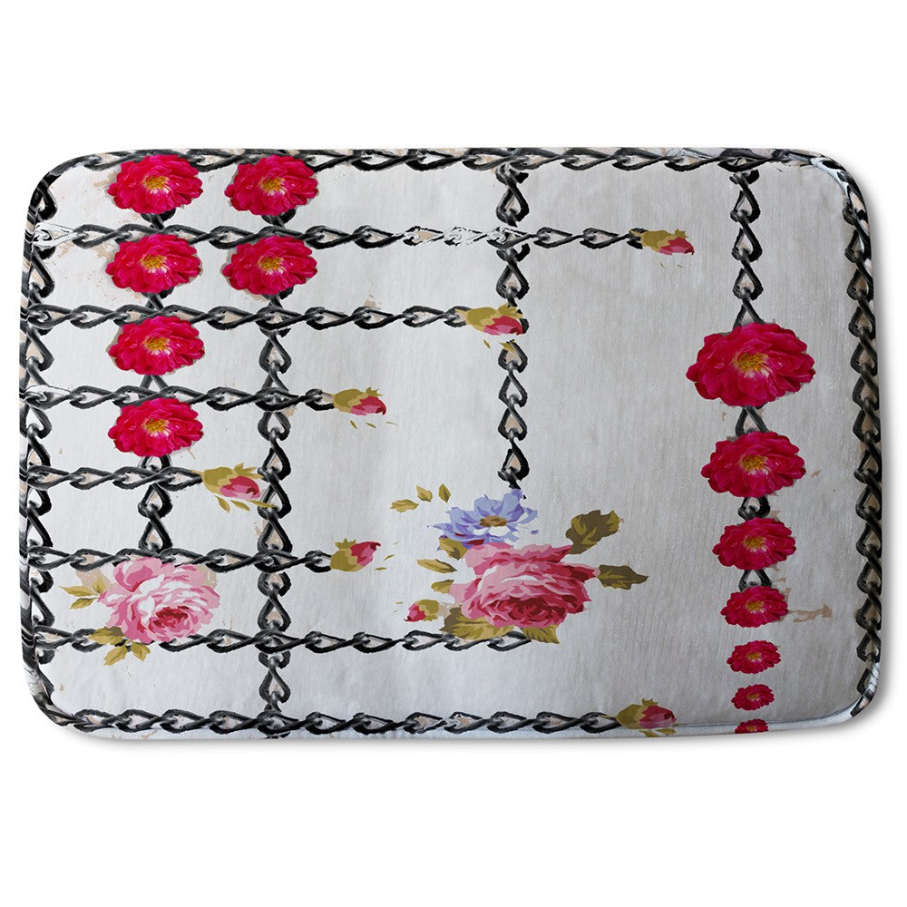 New Product Roses & Chains (Bath Mat)  - Andrew Lee Home and Living