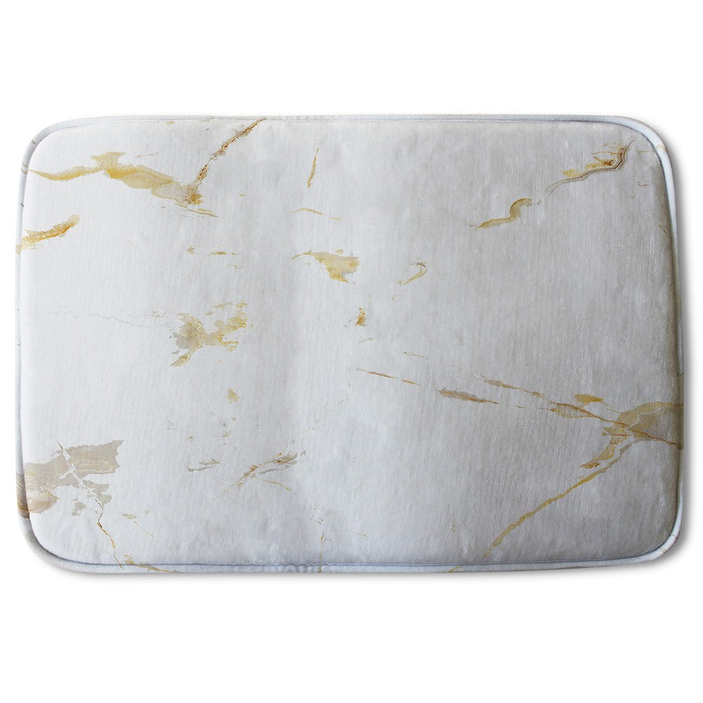 New Product Gold Marble (Bath Mat)  - Andrew Lee Home and Living