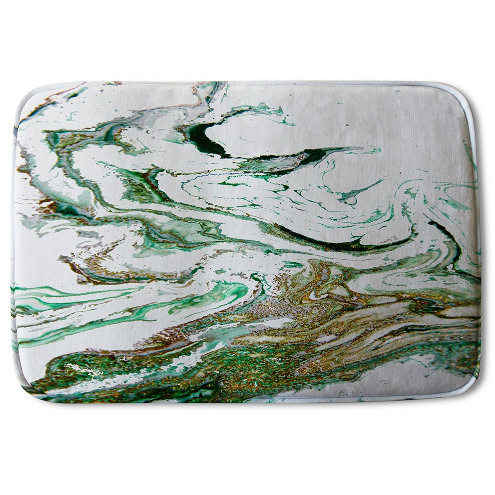 New Product Bronze Marble (Bath Mat)  - Andrew Lee Home and Living