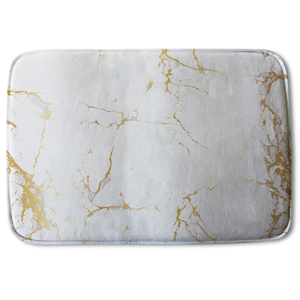 New Product Golden Marble (Bath Mat)  - Andrew Lee Home and Living