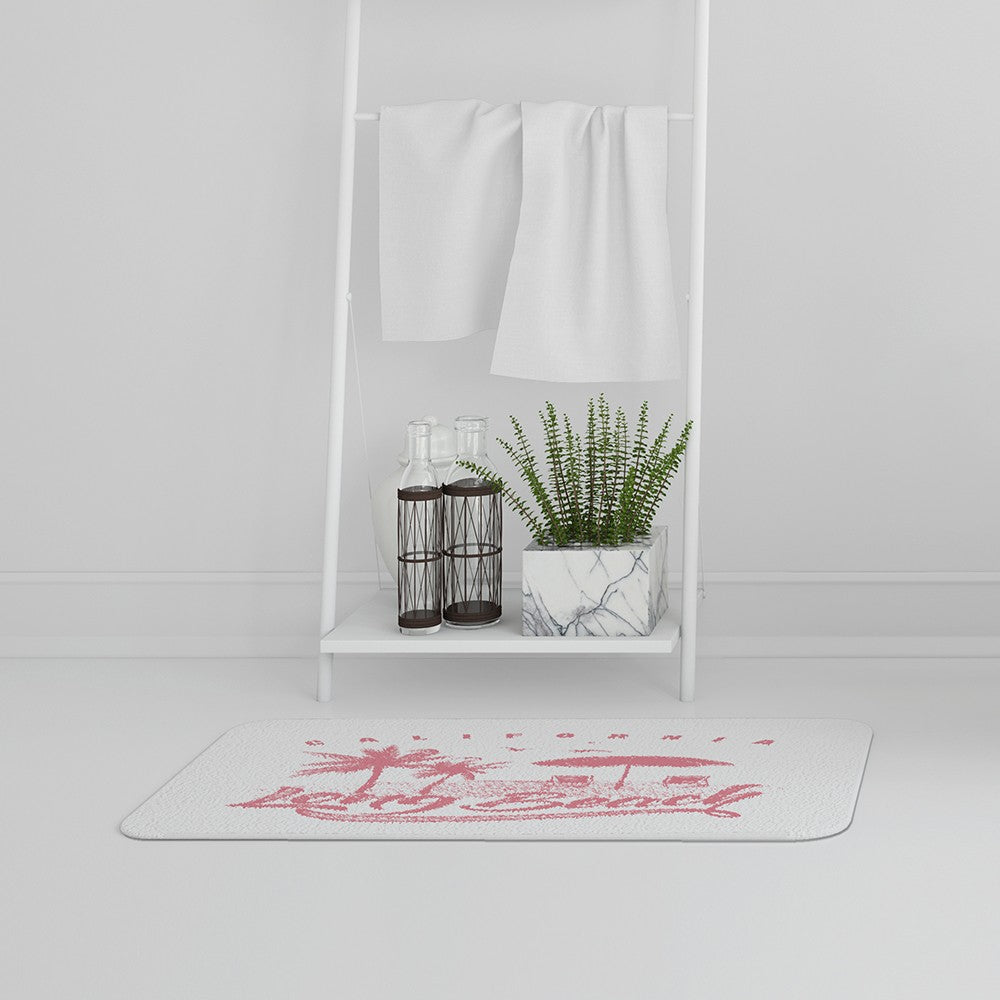 New Product Cali Long Beach (Bath Mat)  - Andrew Lee Home and Living
