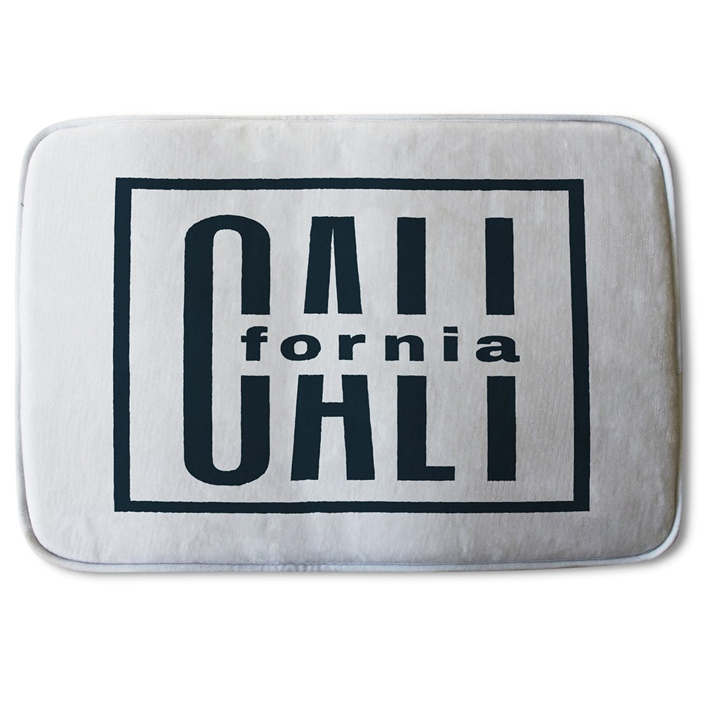 New Product California (Bath Mat)  - Andrew Lee Home and Living