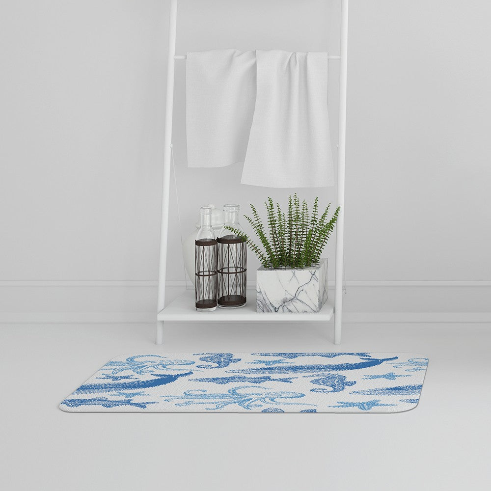 Bathmat - New Product Sealife (Bath Mats)  - Andrew Lee Home and Living
