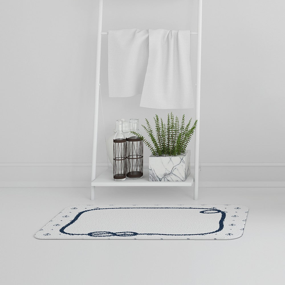 New Product Rope Doodle (Bath Mat)  - Andrew Lee Home and Living