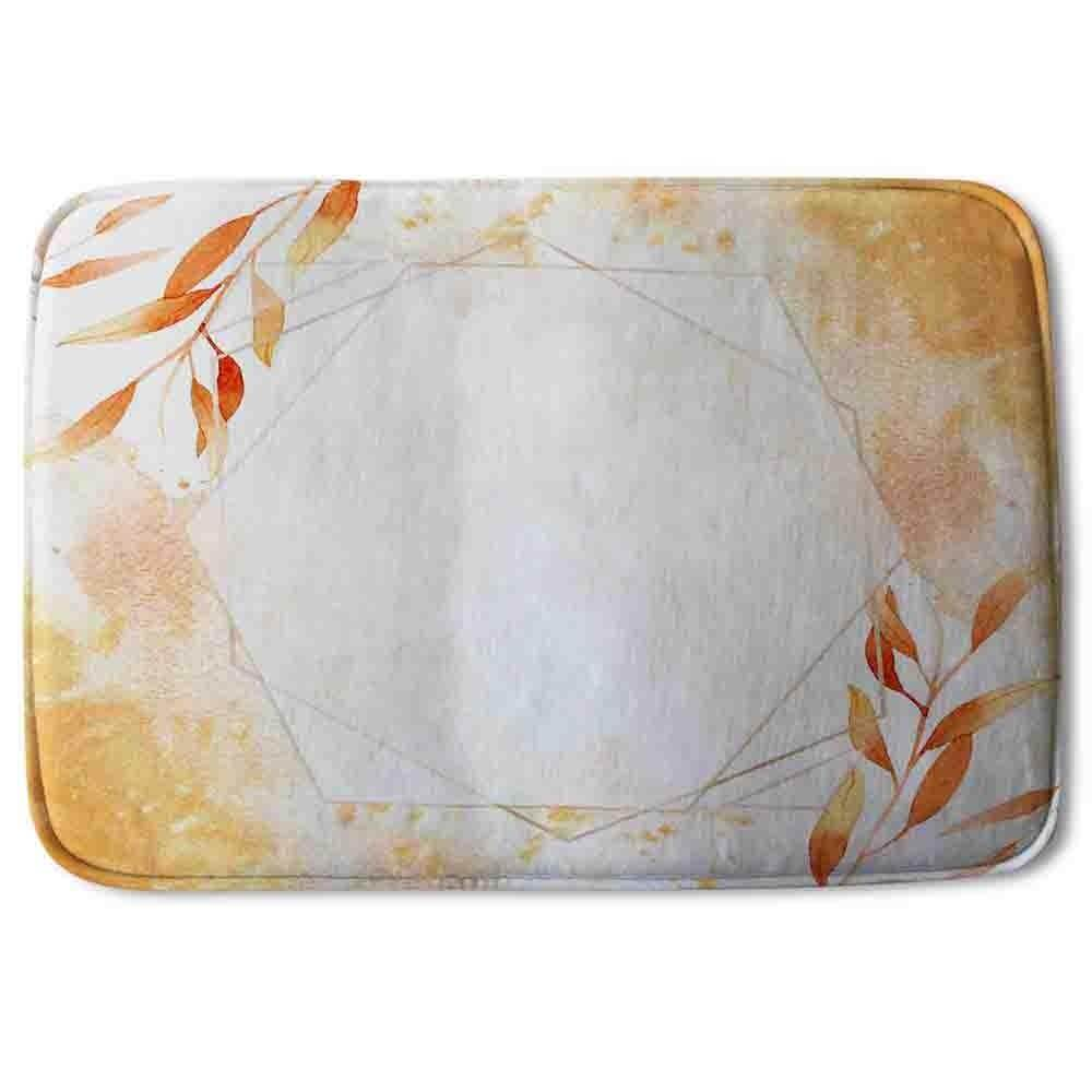 New Product Autumn Flowers (Bath Mat)  - Andrew Lee Home and Living