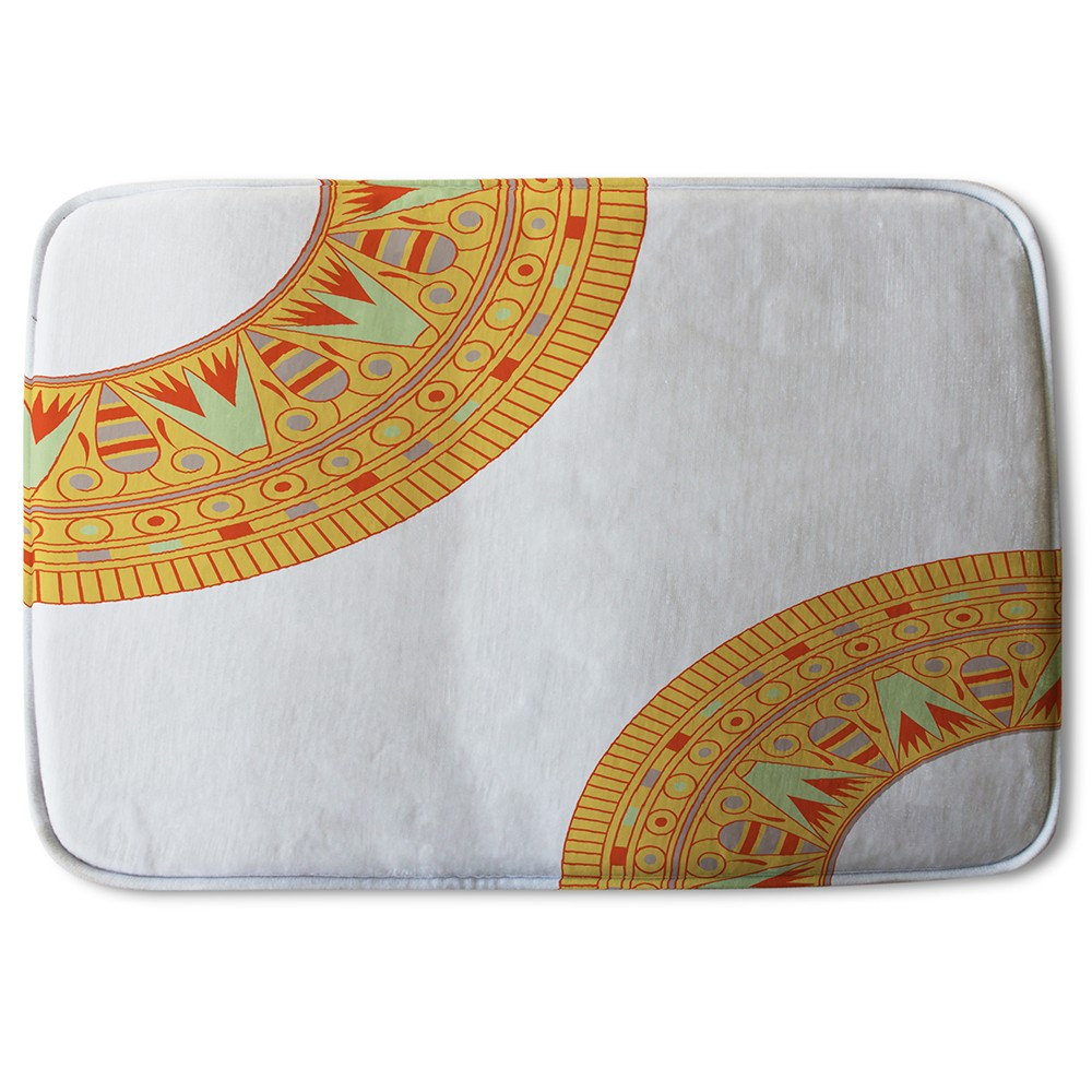 New Product Egyptian Hieroglyphs (Bath Mat)  - Andrew Lee Home and Living