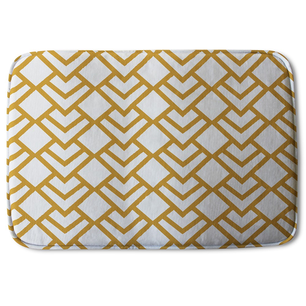 New Product Geometric Scales (Bath Mat)  - Andrew Lee Home and Living