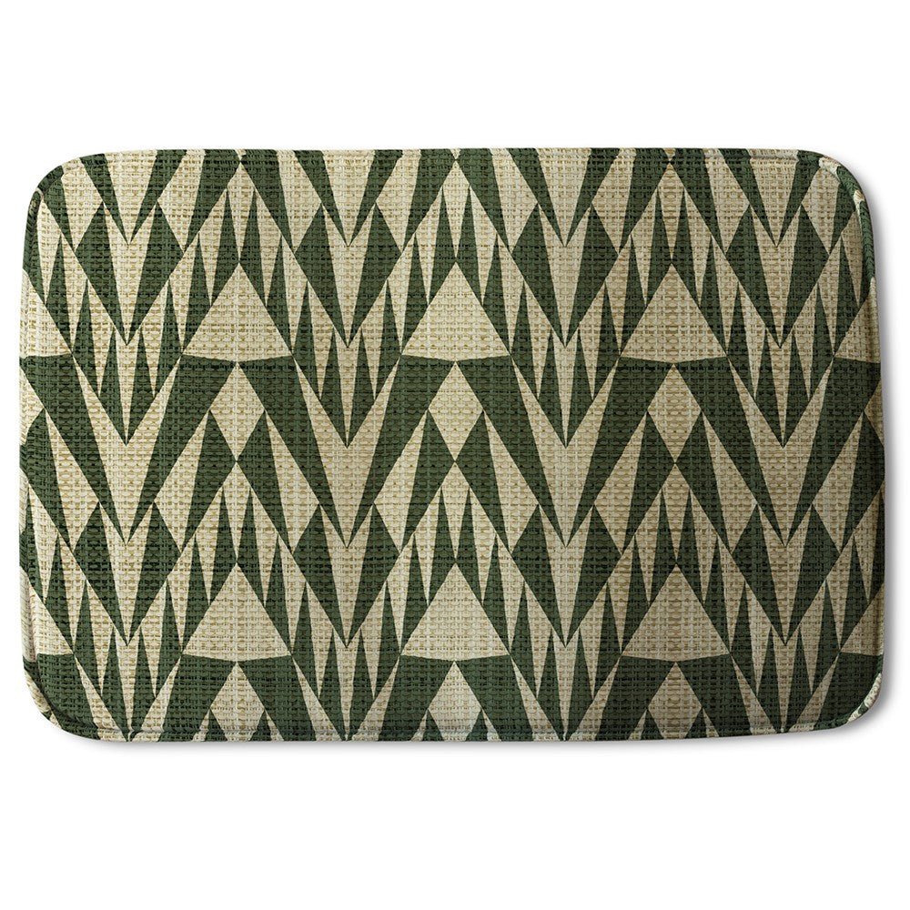 New Product Geo Pattern (Bath Mat)  - Andrew Lee Home and Living