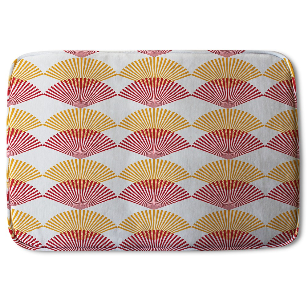 New Product Geometric Sea Shells (Bath Mat)  - Andrew Lee Home and Living