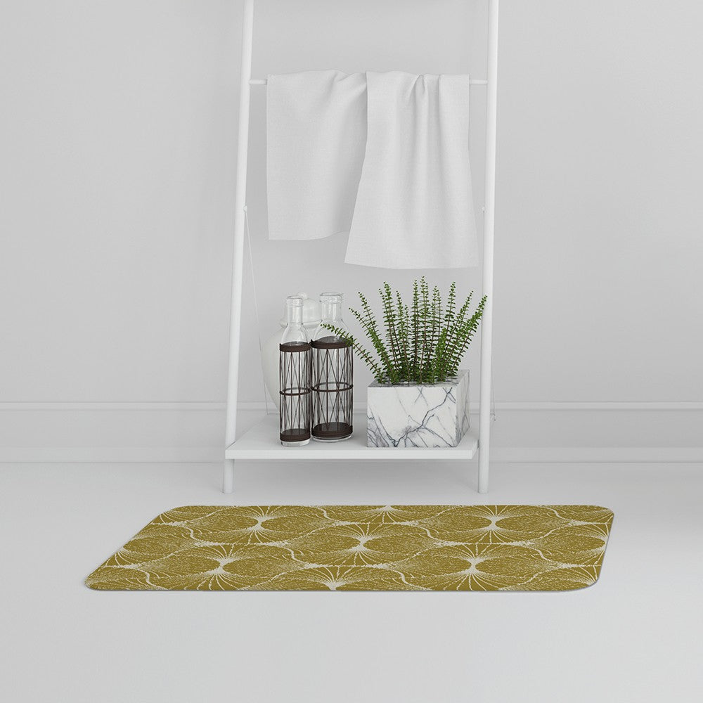 New Product Geometric Shells (Bath Mat)  - Andrew Lee Home and Living
