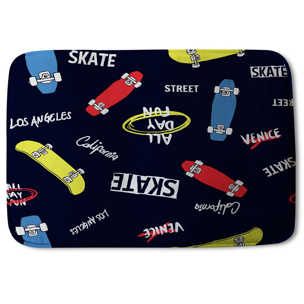 New Product Skate (Bath Mat)  - Andrew Lee Home and Living