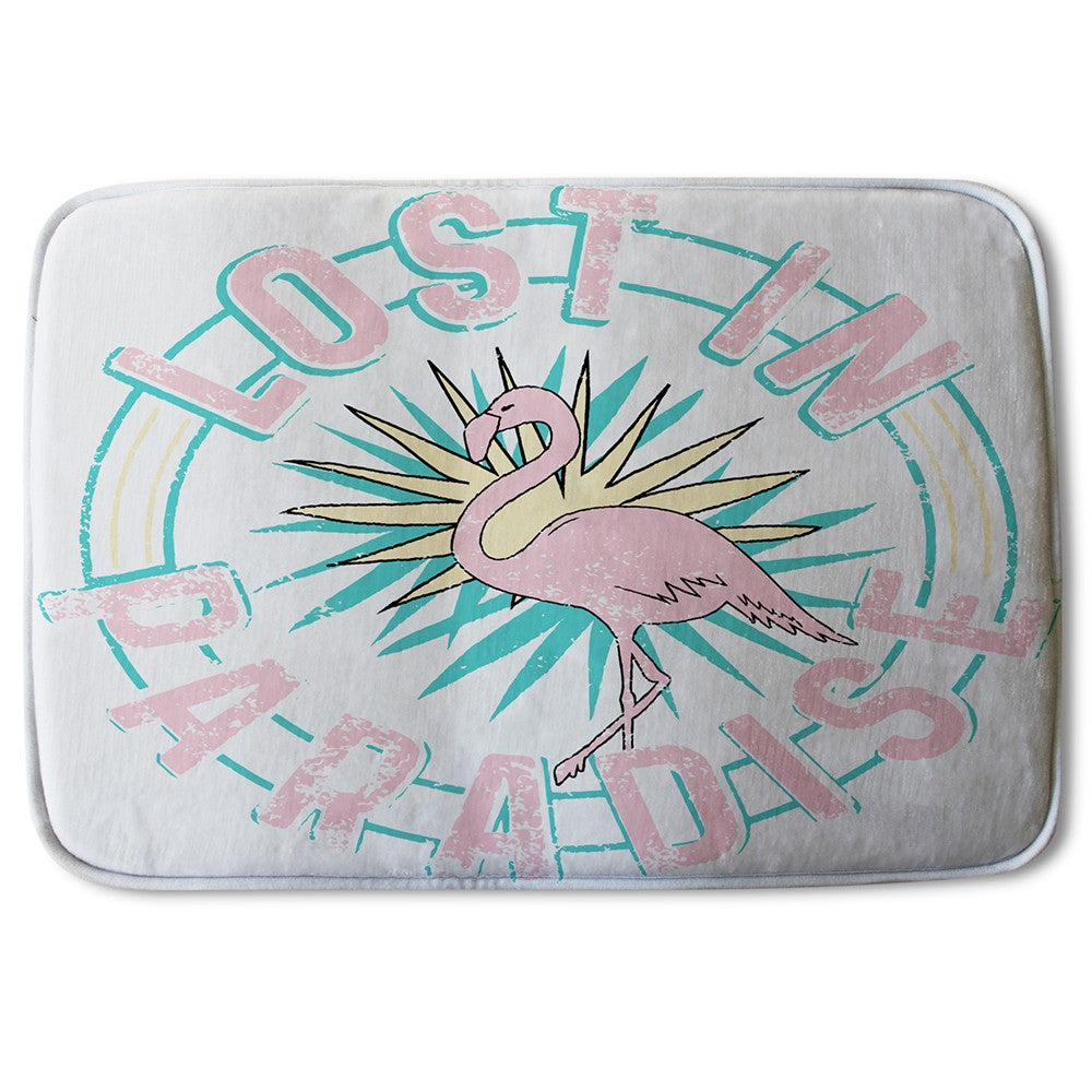 New Product Lost In Paradise (Bath Mat)  - Andrew Lee Home and Living