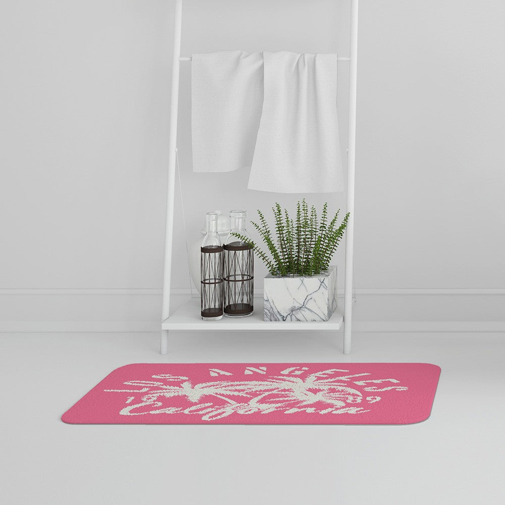 New Product Los Angeles California (Bath Mat)  - Andrew Lee Home and Living
