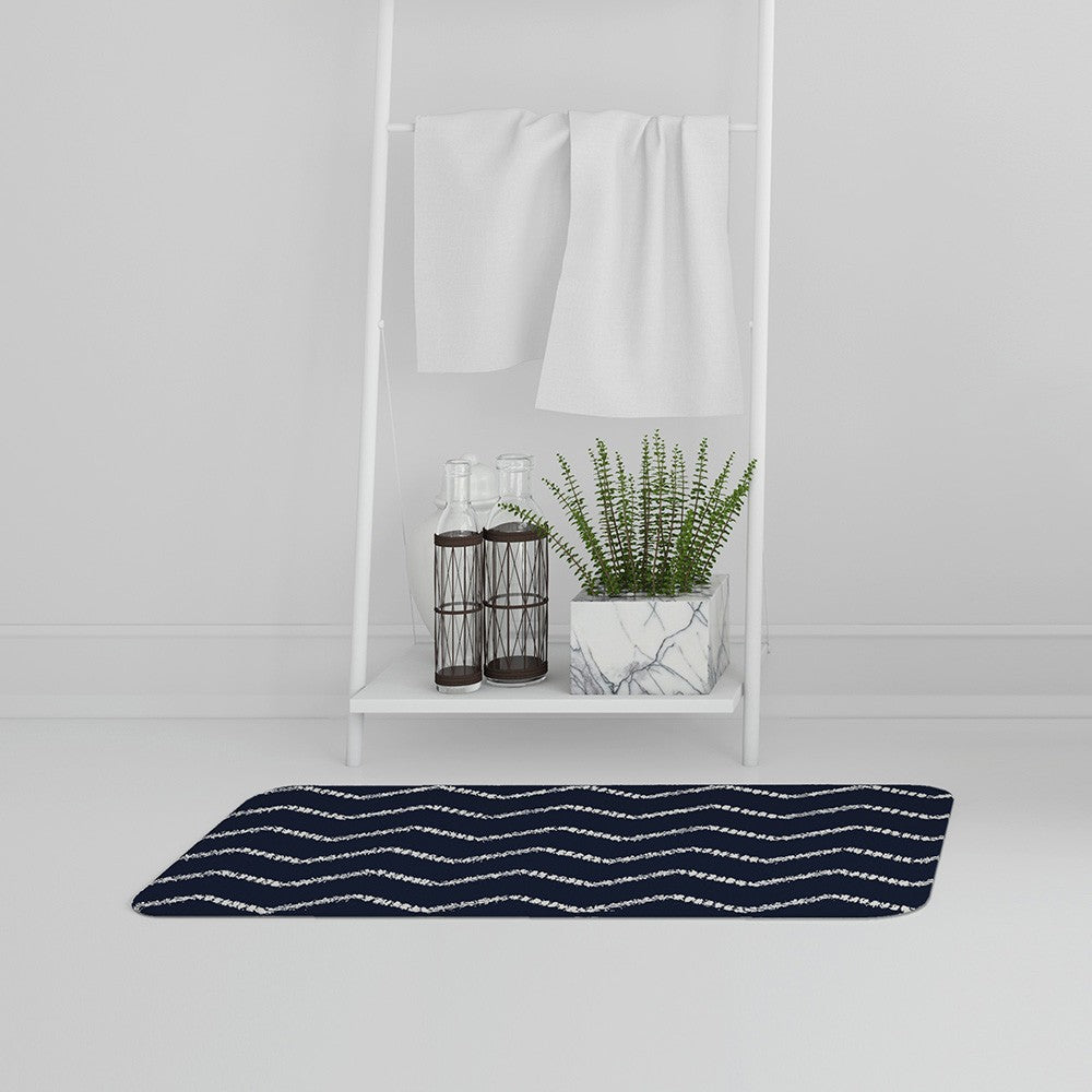 New Product Zig Zagged Rope (Bath Mat)  - Andrew Lee Home and Living