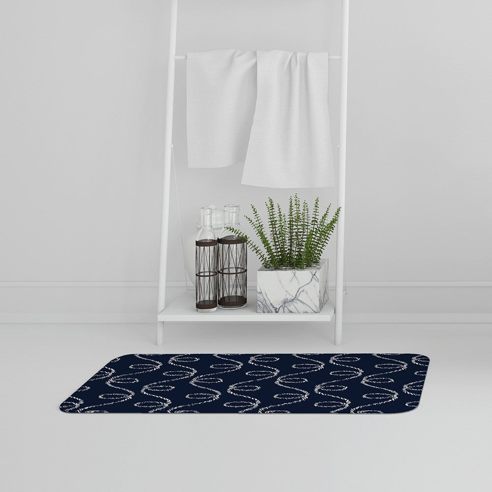 New Product Swirled Rope (Bath Mat)  - Andrew Lee Home and Living