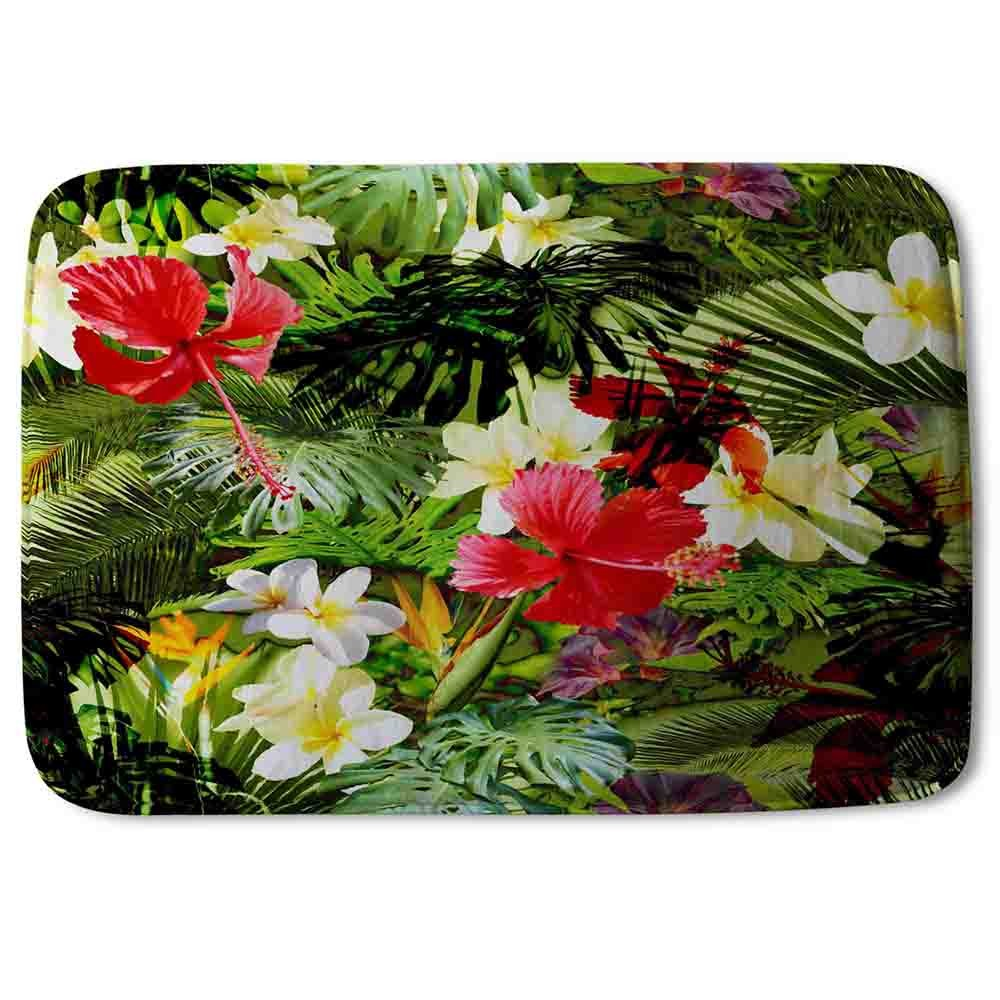 New Product Tropical Foliage (Bath Mat)  - Andrew Lee Home and Living