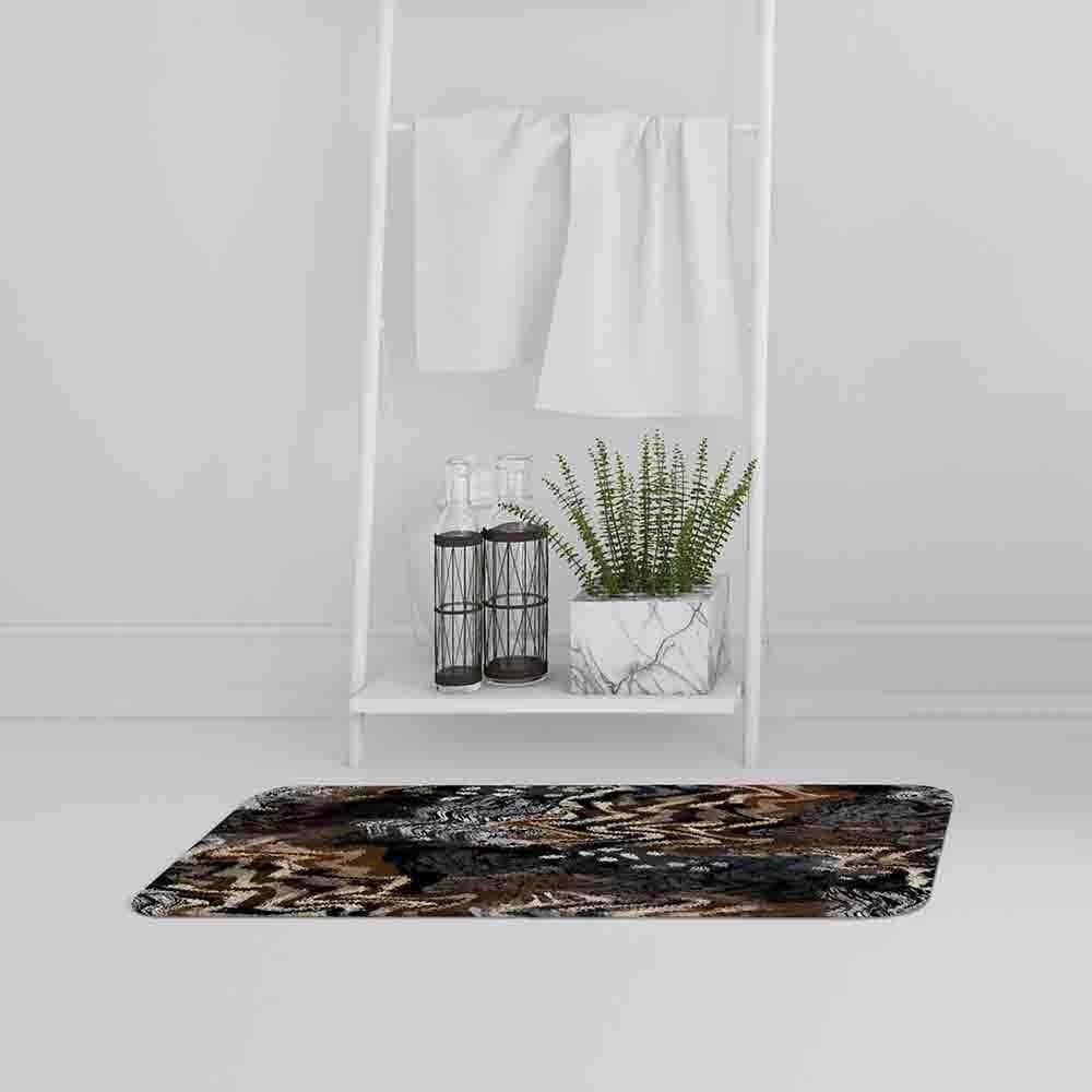 African Print (Bath Mat) - Andrew Lee Home and Living