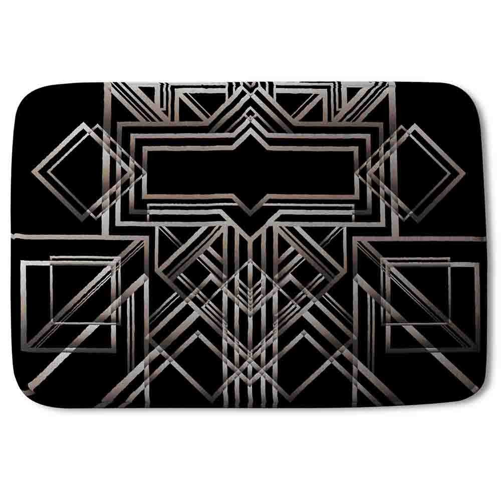New Product Geometric Art (Bath Mat)  - Andrew Lee Home and Living