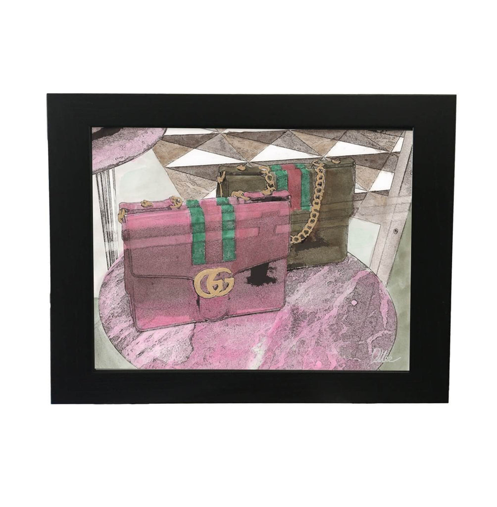 New Product Bag Selection (Box Frame)  - Andrew Lee Home and Living