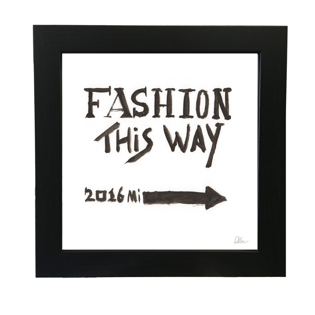 New Product Fashion This Way  - Andrew Lee Home and Living