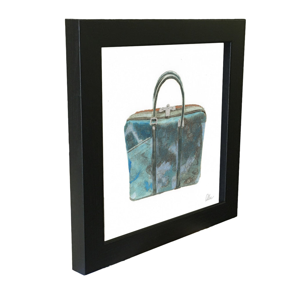 New Product Green Handbag  - Andrew Lee Home and Living