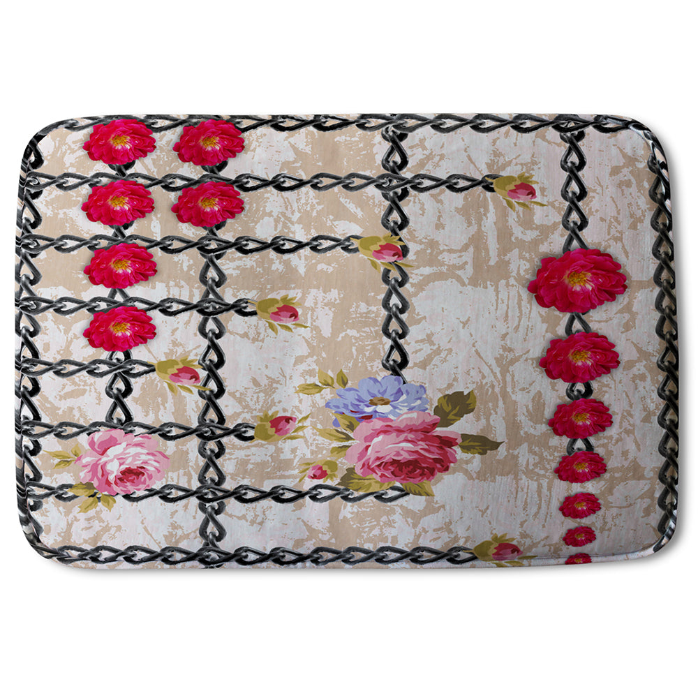 New Product Flowers & Chains (Bathmat)  - Andrew Lee Home and Living