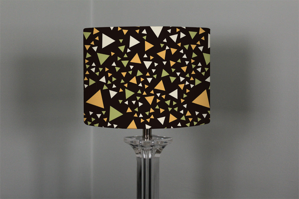 New Product Yellow  Green Triangles (Ceiling & Lamp Shade)  - Andrew Lee Home and Living