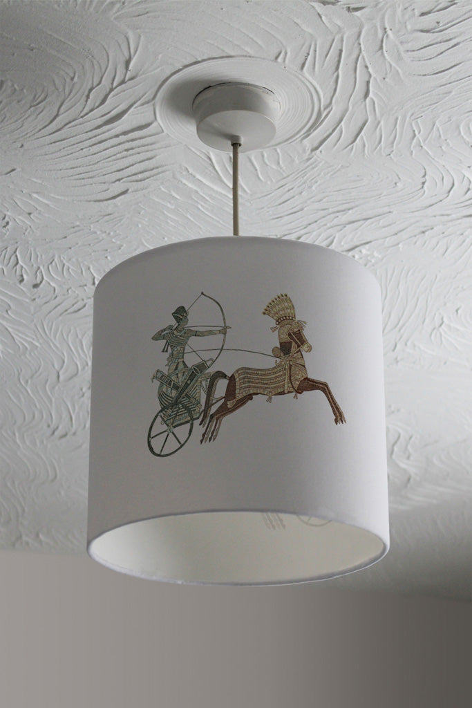 New Product Pharaoh on War Chariot (Ceiling & Lamp Shade)  - Andrew Lee Home and Living