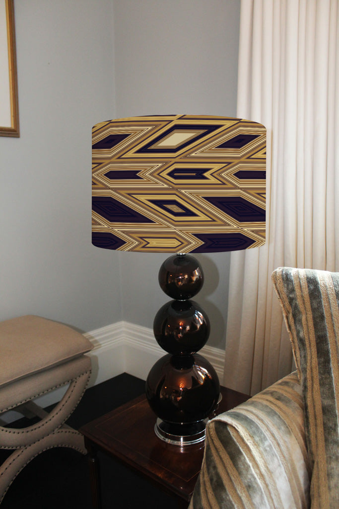 New Product Geometric Tiles (Ceiling & Lamp Shade)  - Andrew Lee Home and Living