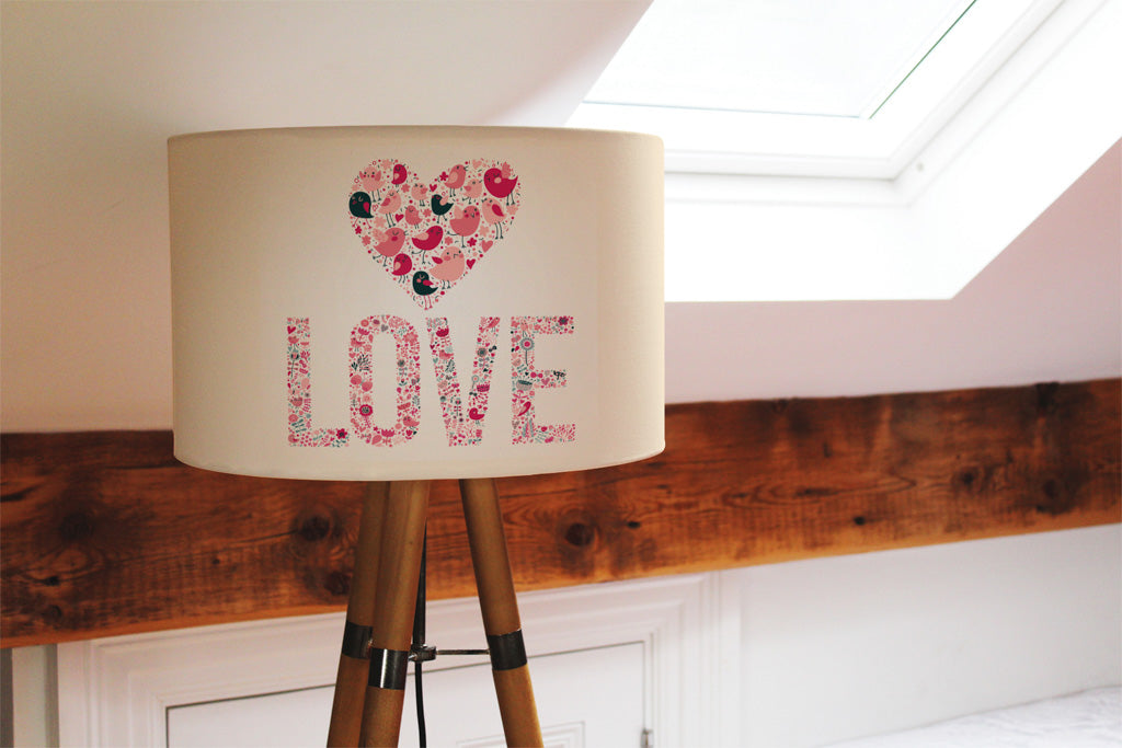 New Product Love Hearts (Ceiling & Lamp Shade)  - Andrew Lee Home and Living