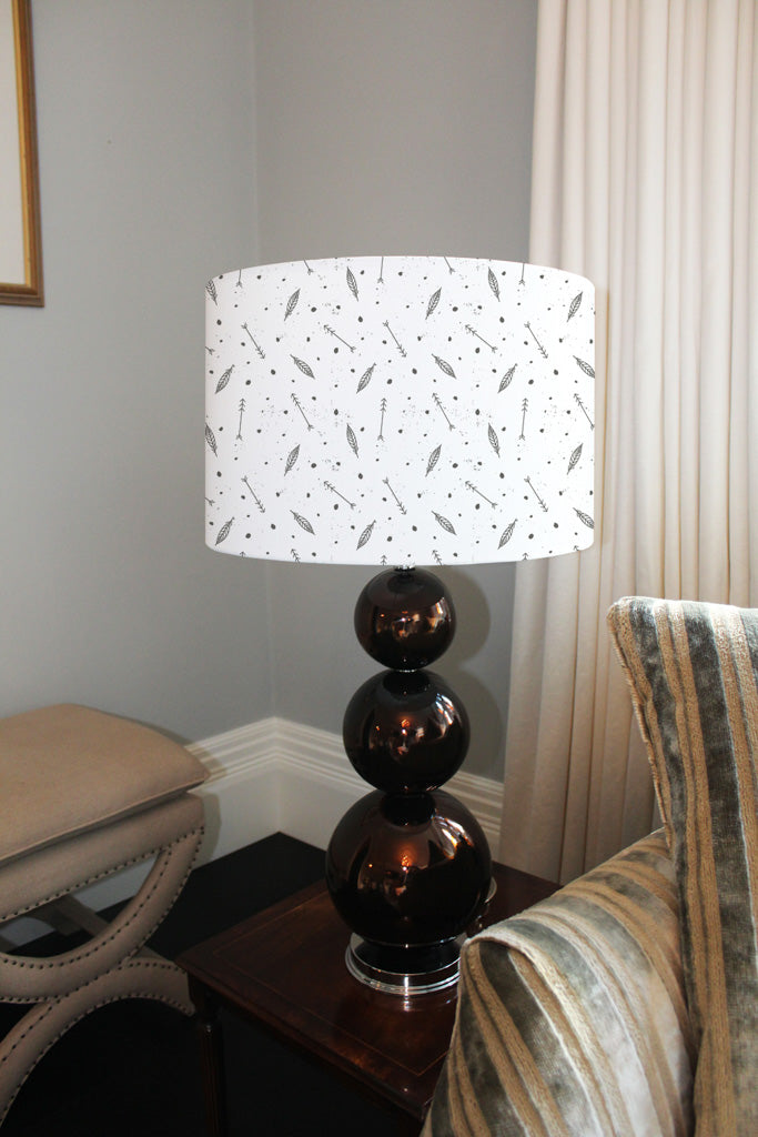 New Product feathers and arrows in boho style (Ceiling & Lamp Shade)  - Andrew Lee Home and Living