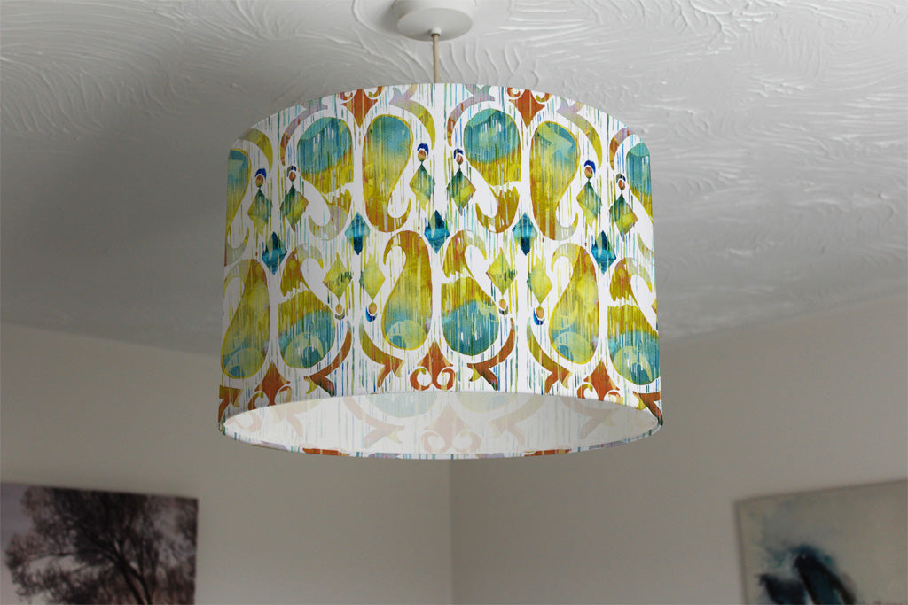 New Product Ikat vibrant (Ceiling & Lamp Shade)  - Andrew Lee Home and Living