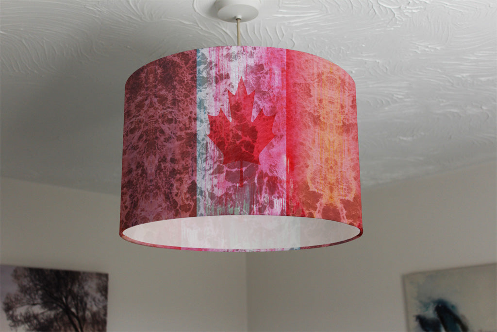 New Product Canada Flag (Ceiling & Lamp Shade)  - Andrew Lee Home and Living