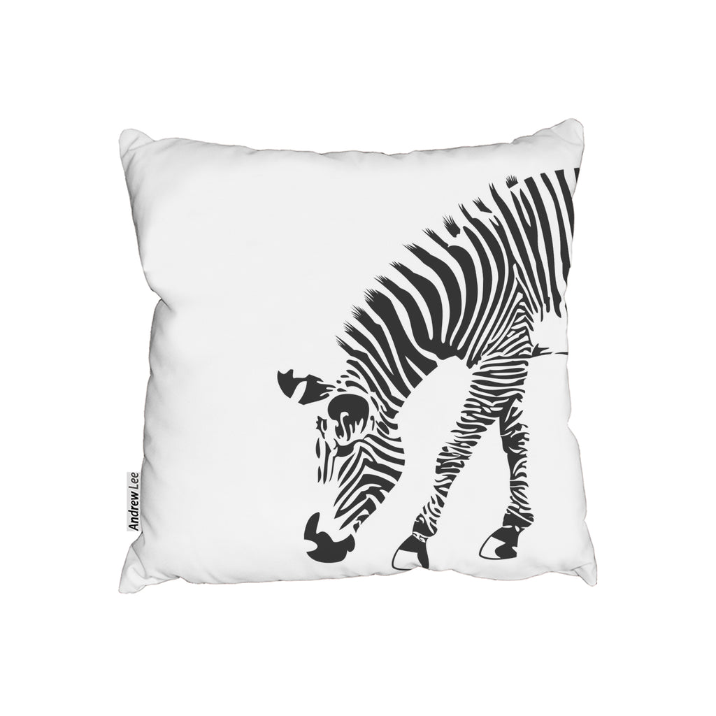 New Product Zebra (Cushion)  - Andrew Lee Home and Living