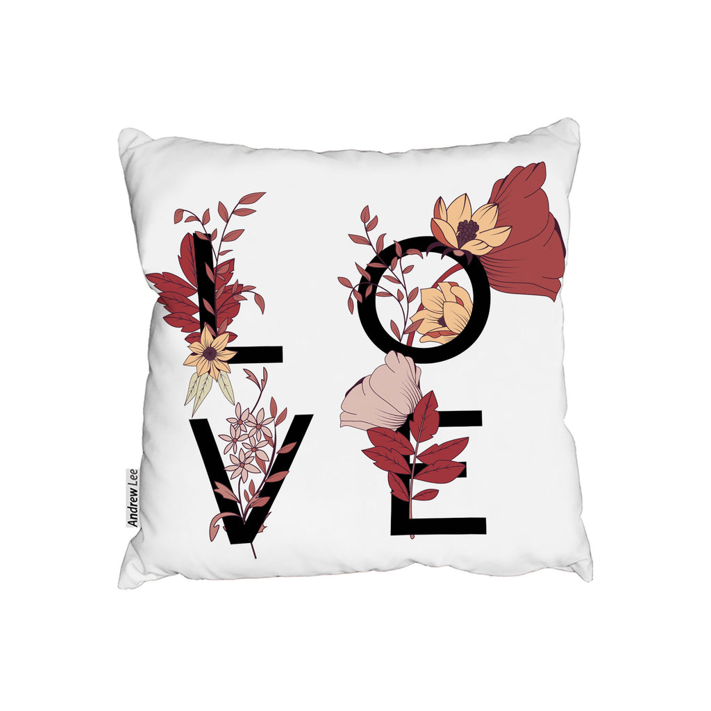 New Product Love Typography (Cushion)  - Andrew Lee Home and Living