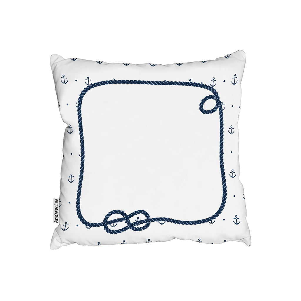 New Product Rope Doodle (Cushion)  - Andrew Lee Home and Living