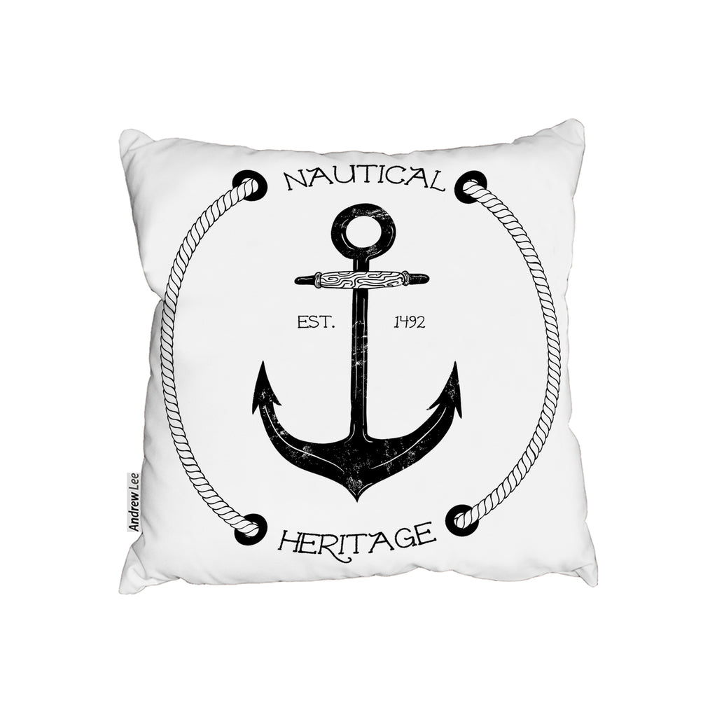New Product Nautical Anchor (Cushion)  - Andrew Lee Home and Living