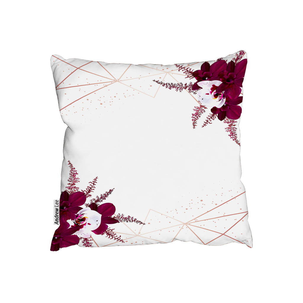 New Product Geometrics & Flowers (Cushion)  - Andrew Lee Home and Living