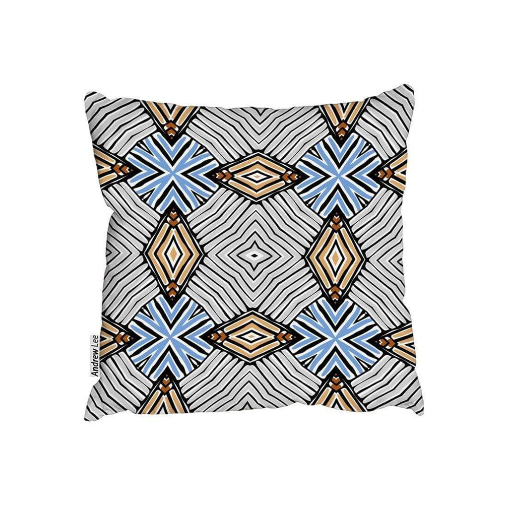 New Product Abstract geometric (Cushion)  - Andrew Lee Home and Living