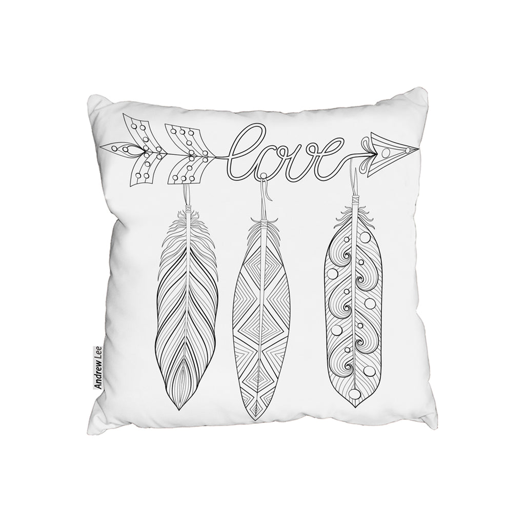 New Product Bohemian Arrow (Cushion)  - Andrew Lee Home and Living