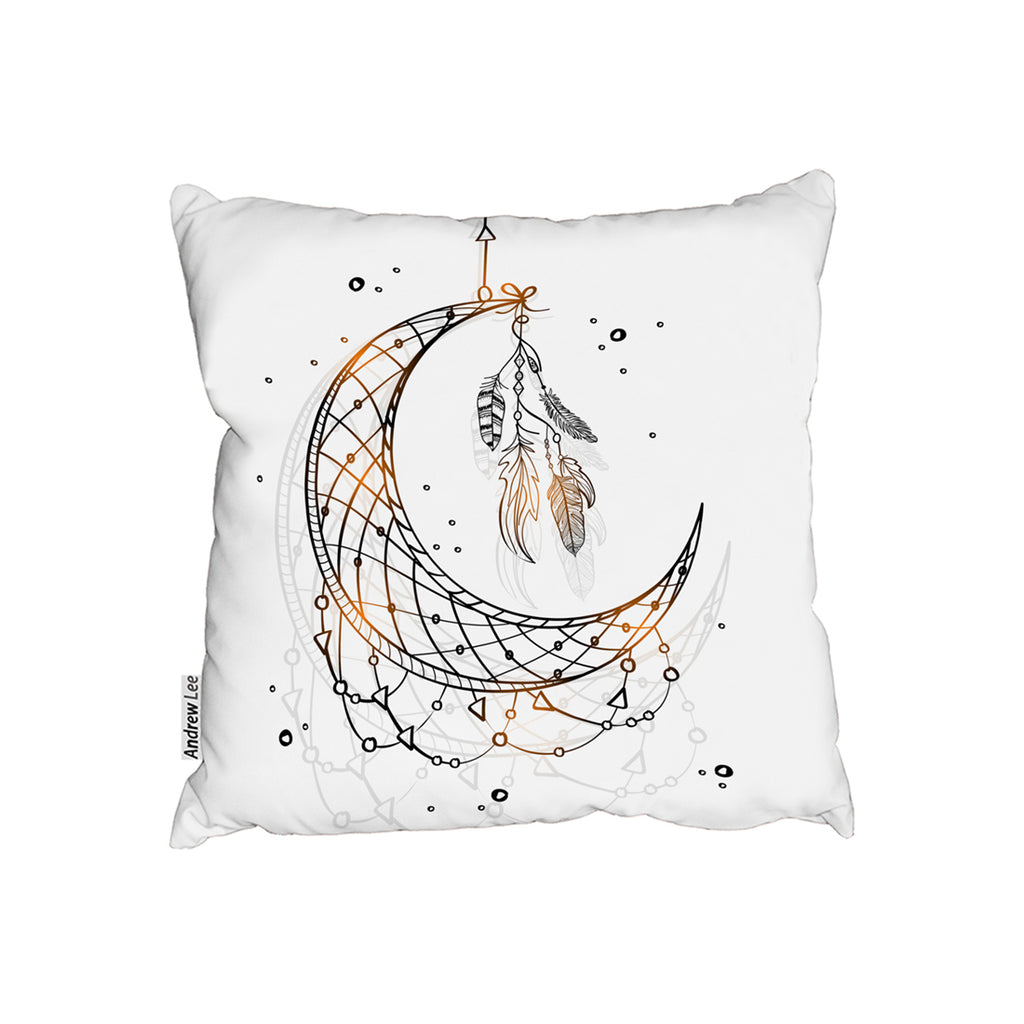 New Product Dream Catcher with Crescent Moon (Cushion)  - Andrew Lee Home and Living