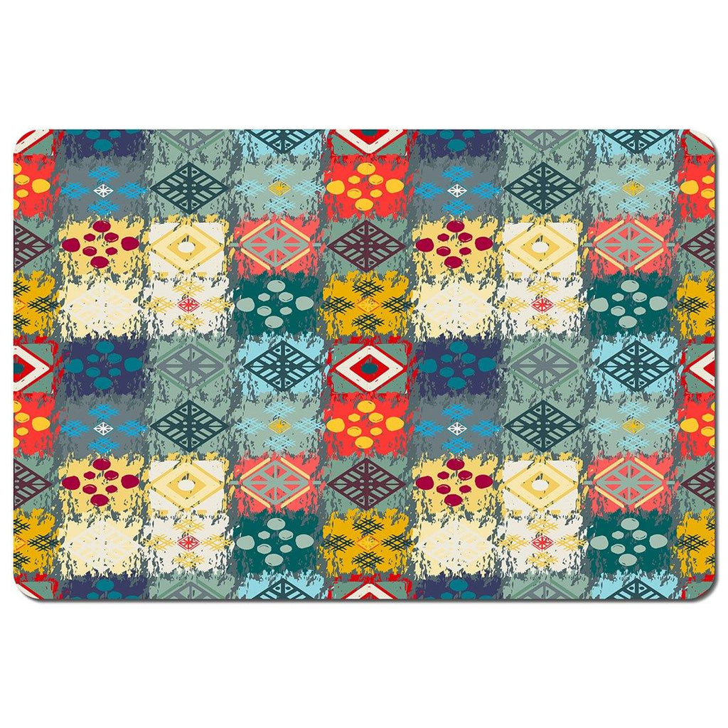 New Product Tribal art boho (Placemat)  - Andrew Lee Home and Living