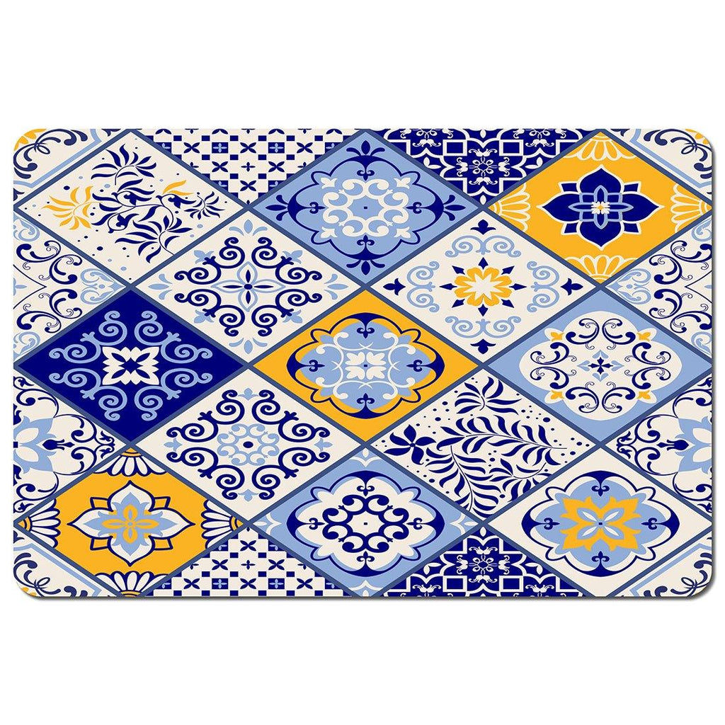 New Product Turkish style. Azulejos tiles (Placemat)  - Andrew Lee Home and Living