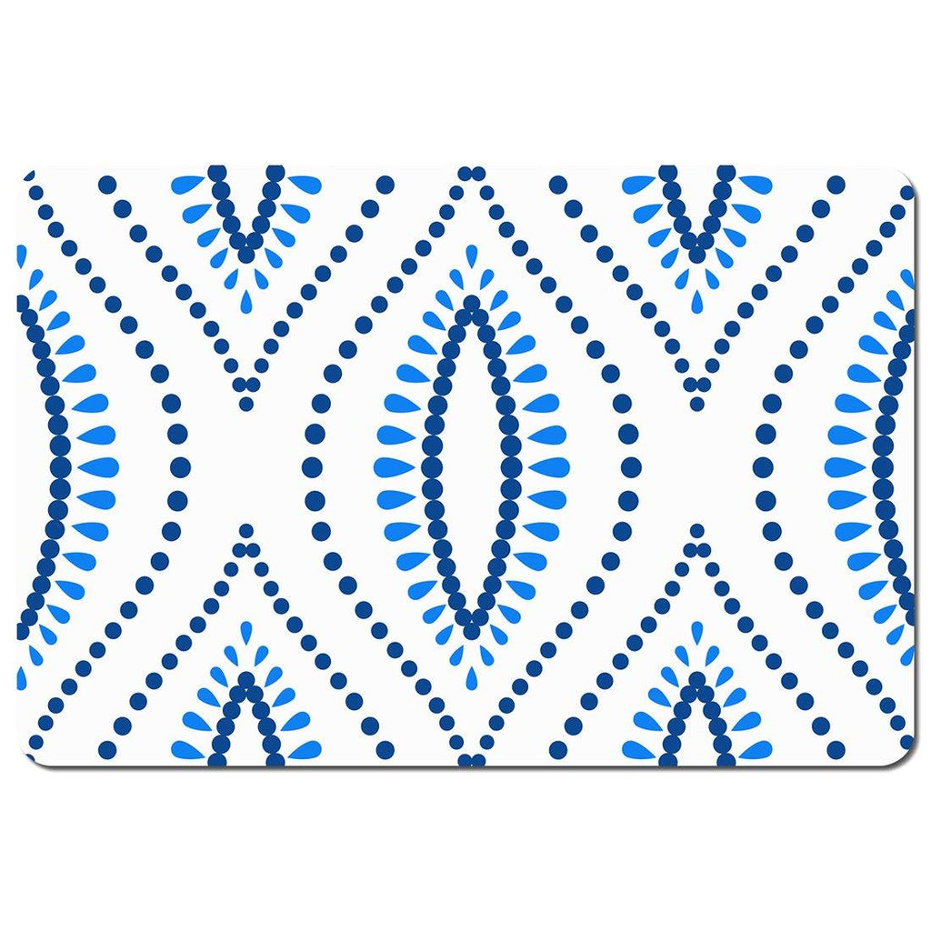 New Product Seamless boho Intricate ogee (Placemat)  - Andrew Lee Home and Living