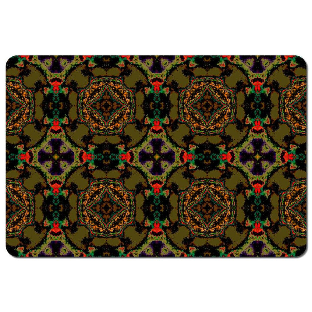 New Product Pakistan Mosaic Paint (Placemat)  - Andrew Lee Home and Living