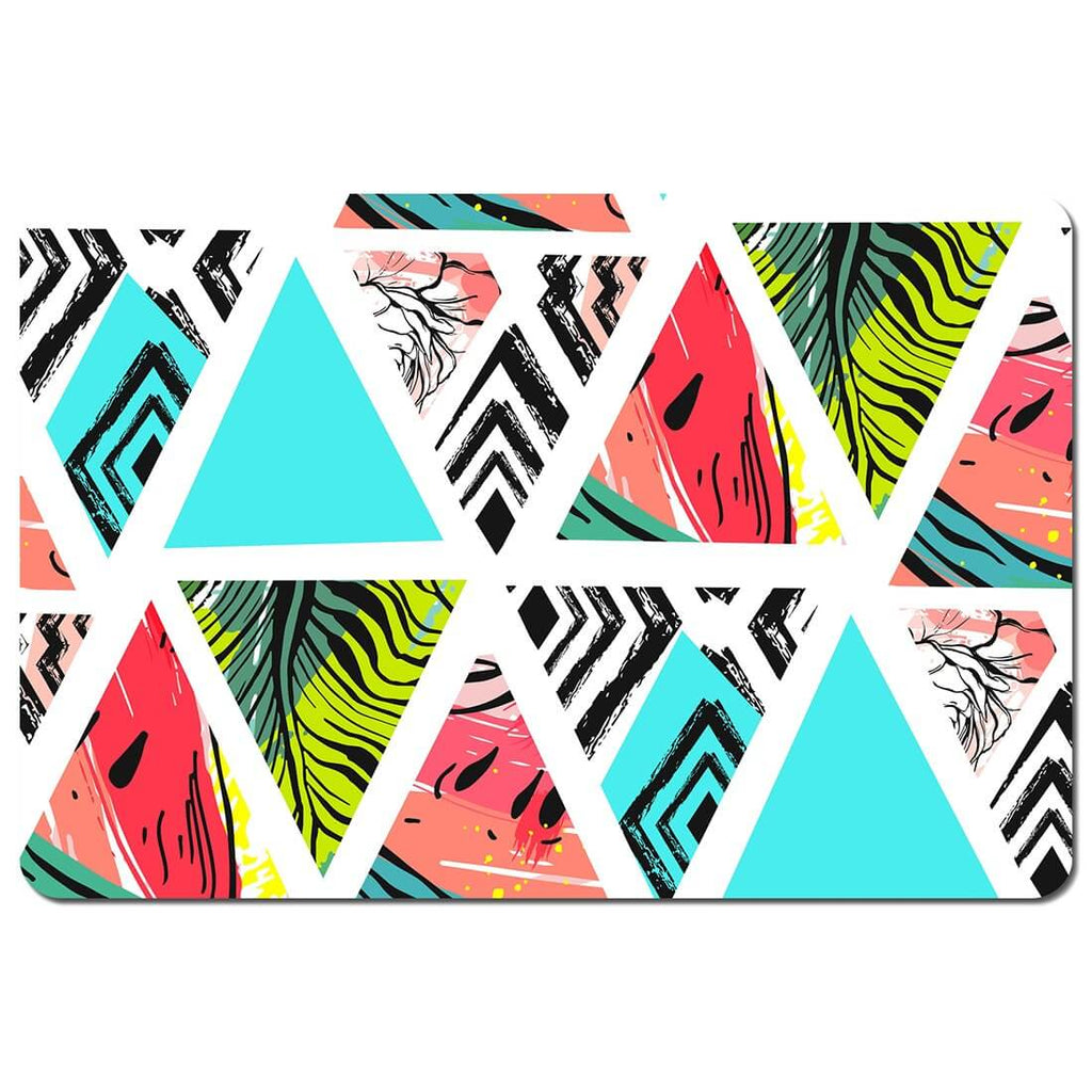 New Product Aztec and tropical palm leaves (Placemat)  - Andrew Lee Home and Living