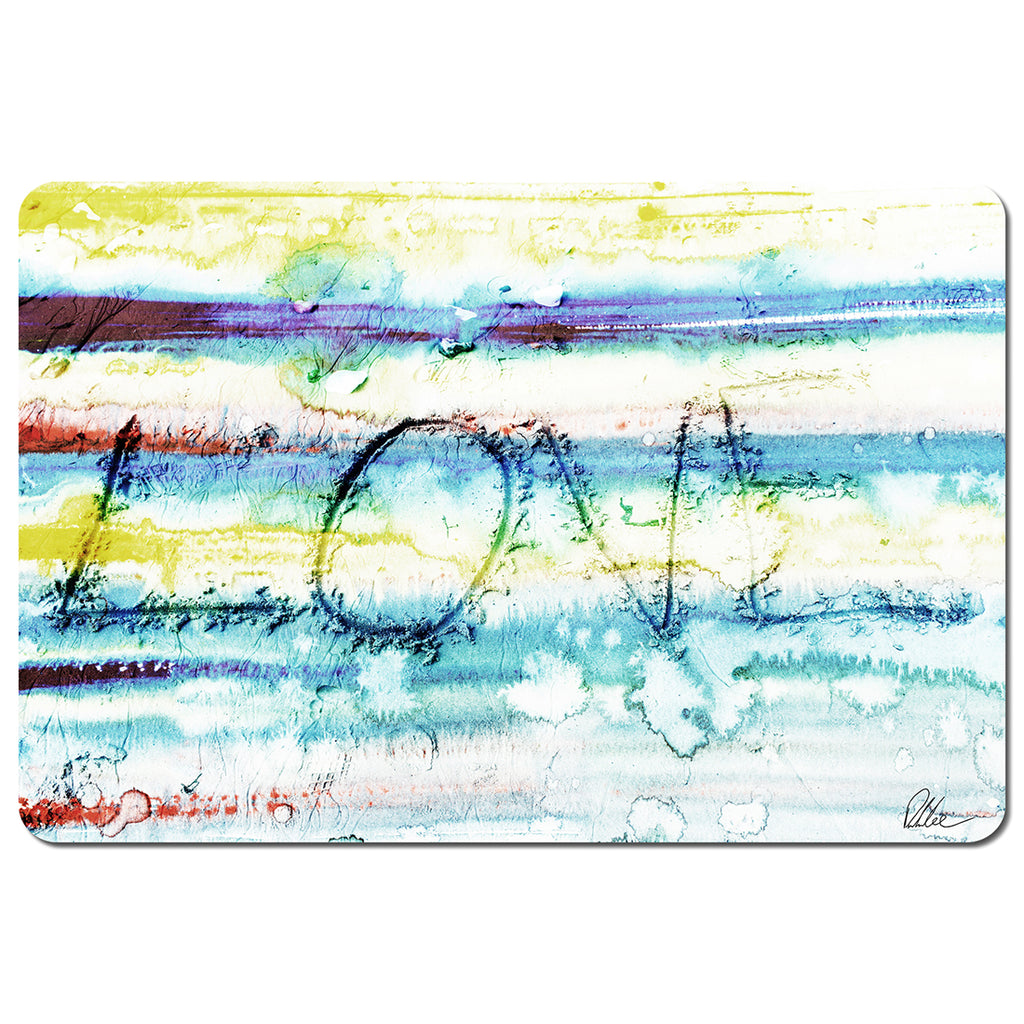 New Product Sand Love (Placemat)  - Andrew Lee Home and Living
