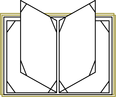 Two Center-leaf Panels: 6 Views