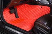 Diamante Auto Mats Racing Red