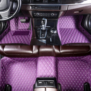 Diamante Auto Mats Purple